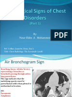 Radio Logical Chest Signs