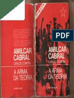 A Arma Da Teoria Amilcar Cabral