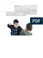 Informe Final Bullying