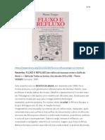 RESENHA Fluxo e Refluxo - Pierre Verger