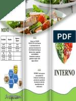 Ejemplo de folleto