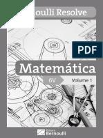 BERNOULLI RESOLVE Matem+ítica_volume 1
