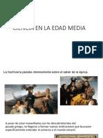 Edad Media, Arte y Ciencia.