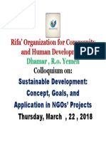Postersustainable Development Rifa