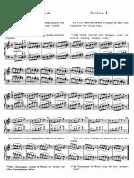 Wieck Piano Studies
