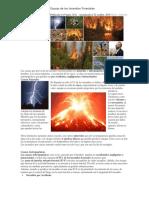 Causas de Los Incendios Forestales y Como Evitarlas