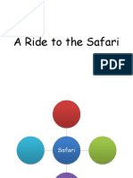 A Ride to the Safari (Pre-Reading)