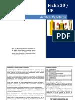 30 Ficha - Aceitesvegetales
