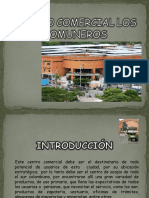 Centro Comercial Los Comuneros