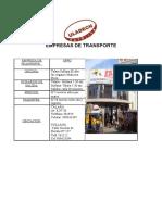 Info Transport Es