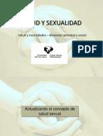 Educación Sexual.