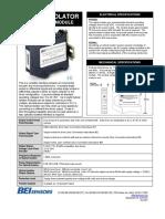 Optical-Isolator Module BEI