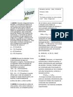 Td de Quimica - Isidio