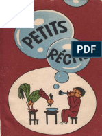 Petits Recits - A. Ie. Anghielievich