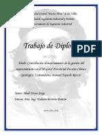 Troya Jorge, Idael