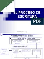 Presentación Proceso Escritura.ppt