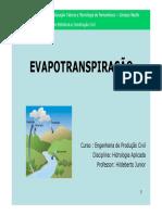 67643-CAP05_evapotranspiração