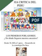 Bloque 3 Ppt Historia Critica Del Peru