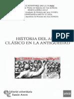 Varios - Historia Del Arte Clasico en La Antiguedad
