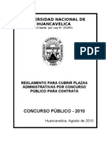 Concurso Publico Contrata 2010. Administrativos_last
