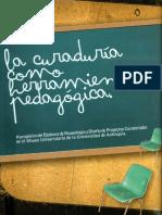 011. LaCuraduríaComo HerramientaPedagogíca Revista CODICE Fdo Rojo