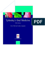 Tyldesleys Oral Medicine, 5th Edition