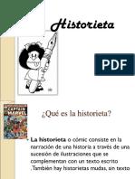 La Historieta