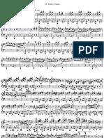 Anitra's Dance Grieg (Secondo)