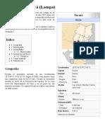 Distrito de Pucará (Lampa)