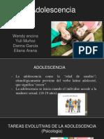 Adolescencia, Evaluacion Psicologica