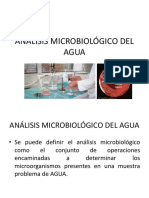 2.2 Análisis Microbiológico Del Agua