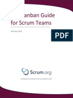 2018 Kanban Guide for Scrum Teams
