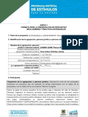 c1c30a3ba36f anexo BECA SABERES Y PRÁCTICAS ARTESANALES 2018.doc   Adultos   Memoria
