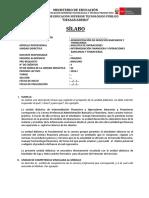 Modelo Silabo 2017_MINEDU