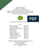 LAPORAN STUDY KELAYAKAN TAMBANG GRANIT YANG FIX(1) (AutoRecovered).docx