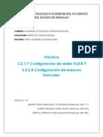 Reporte de Practica 3.2.1.7 - 3.2.2.4