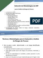 Análisis de Riesgos en Procesos (ARP)
