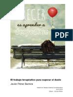 Crecer Es Aprender a Despedirse Javier Pérez Barrera