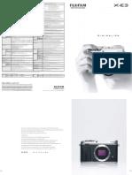 x e3 Catalogue 01