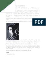 Biografia de Enrique Solari Swayne