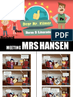 Meeting Mrs Hensen_dear Mr Kilmer