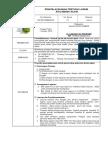 Format Spo Standar Akreditasi Header