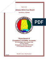 Alabama Oil and Gas Board 2009