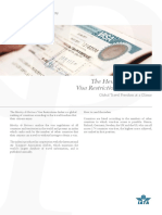 HP Visa Restrictions Index 141101