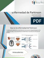 Enfermedad de Parkinson por Daniel Duarte Gonzalez