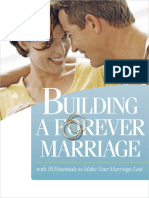 Building a Forever Marriage
