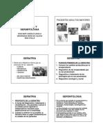 Geriatria y Gerantologia Para Alumnos