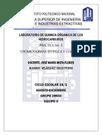 Practica 3 - Cromatografia p y c