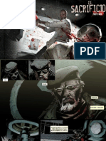 Comic L4d The Sacrifice 1. Español