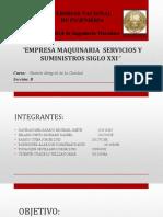 Exposicion Gestion Integral de La Calidad